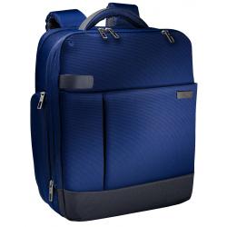 "Plecak Leitz Complete Smart na laptopa 15,6"" - granatowy"
