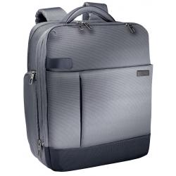 "Plecak Leitz Complete Smart na laptopa 15,6"" - srebrno-szary"