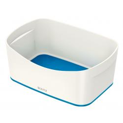 Pojemnik Leitz MyBox - biało-niebieski