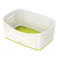Pojemnik Leitz MyBox - biało-zielony