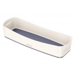 Pojemnik podłużny Leitz MyBox - biało-szary