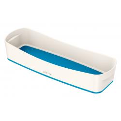 Pojemnik podłużny Leitz MyBox - biało-niebieski