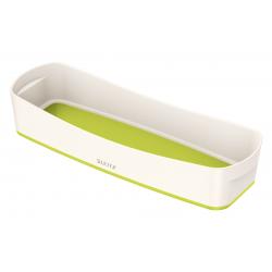 Pojemnik podłużny Leitz MyBox - biało-zielony