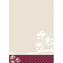Arkusze barwne Galeria Papieru 100g/50ark. - Róża