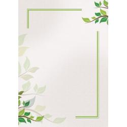 Dyplom Galeria Papieru 170g/25ark. - Green
