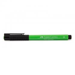Pisak artystyczny Faber-Castell - PITT ARTIST PEN B - 112 - leaf green /jasnozielony/