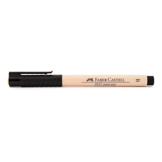 Pisak artystyczny Faber-Castell - PITT ARTIST PEN B - 116 - medium skin /średnia skóra/