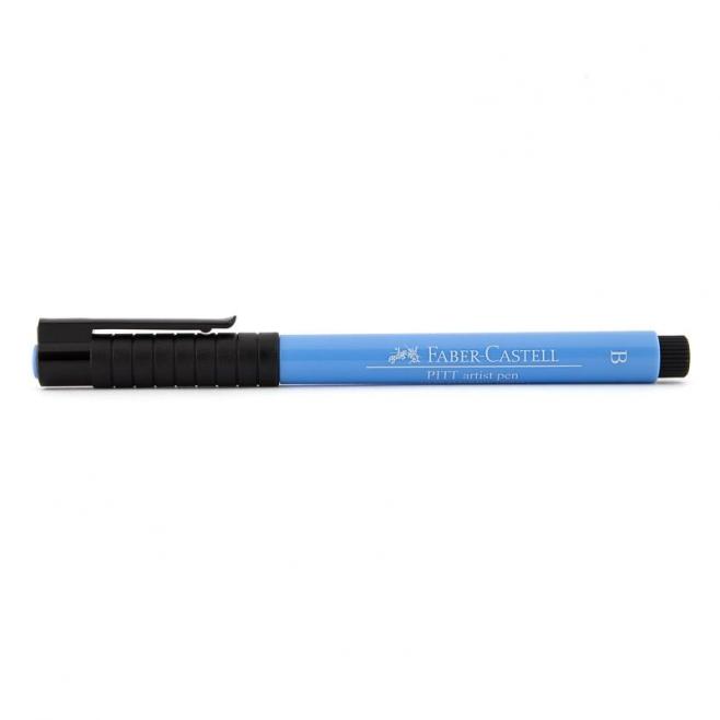 Pisak artystyczny Faber-Castell - PITT ARTIST PEN B - 120 - ultramarine /ultramaryna/