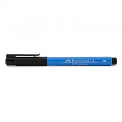 Pisak artystyczny Faber-Castell - PITT ARTIST PEN B - 143 - cobalt blue /kobaltowy niebieski/