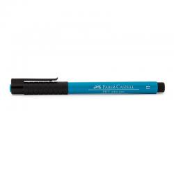 Pisak artystyczny Faber-Castell - PITT ARTIST PEN B - 153 - cobalt turquoise /kobaltowy turkus/