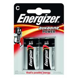 Bateria Energizer Alkaline Power C / LR14 - 2szt.