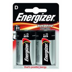 Bateria Energizer Alkaline Power D / LR20 - 2szt.