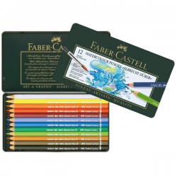 Kredki akwarelowe Faber-Castell ALBRECHT DURER - 12 kolorów