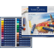 Pastele olejne Faber-Castell CREATIVE STUDIO QUALITY - 24 kolory