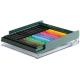 Pisaki artystyczne Faber Castell - PITT ARTIST PEN - BRIGHT - 12 kolorów