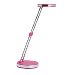 Lampka biurkowa led Maul Puck - różowa