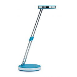 Lampka biurkowa led Maul Puck - niebieska