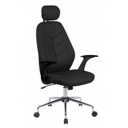 Fotel biurowy Office Products TENERIFE - czarny