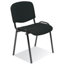 Krzesło ISO Black CU11 - czarne