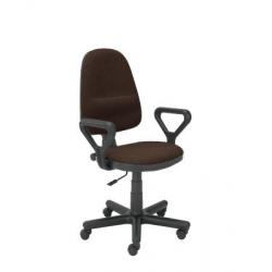 Krzesło Prestige GTP CU24 - brązowe