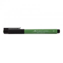 Pisak artystyczny - PITT ARTIST PEN B - 167 - permanent green olive /oliwkowy/