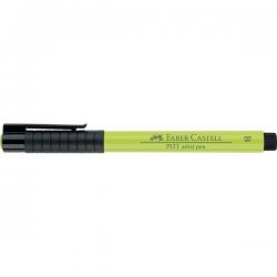 Pisak artystyczny Faber-Castell - PITT ARTIST PEN B - 171 - light green /jasna zieleń/