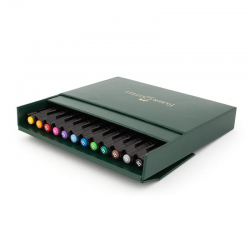Pisaki artystyczne Faber-Castell - PITT ARTIST PEN B - Studio Box - 12 kolorów