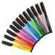 Pisaki artystyczne Faber Castell - PITT ARTIST PEN B - Studio Box - 12 kolorów