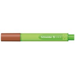 Cienkopis SCHNEIDER Link-It - brązowy