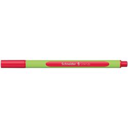 Cienkopis SCHNEIDER Line-Up - czerwony