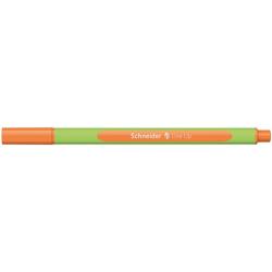 Cienkopis SCHNEIDER Line-Up - pomarańczowy