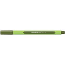 Cienkopis SCHNEIDER Line-Up - oliwkowy