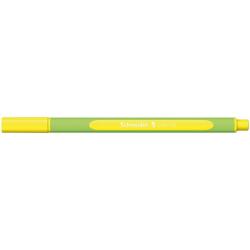 Cienkopis SCHNEIDER Line-Up - żółty neonowy