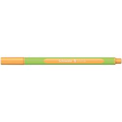 Cienkopis SCHNEIDER Line-Up - pomarańczowy neonowy