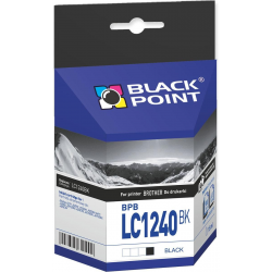 Atrament Black Point Brother LC1240BK - czarny