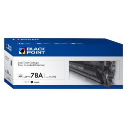Toner Black Point HP CE278A - czarny