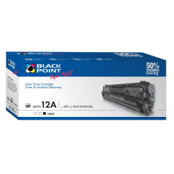 Toner Black Point HP Q2612A- czarny