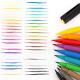 Pisaki artystyczne Faber Castell - PITT ARTIST PEN - Atelier Box - 48 kolorów