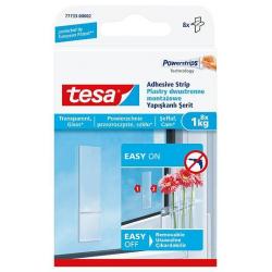 Plastry montażowe Tesa 1kg/8szt. - przezroczyste