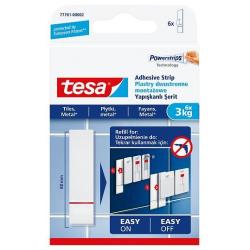 Plastry montażowe Tesa do płytek i metalu 3kg/6szt.