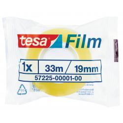 Taśma samoprzylepna TesaFilm standard 19mm/33m  - przezroczysta