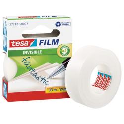 Taśma samoprzylepna TesaFilm Invisible 19mm/33m
