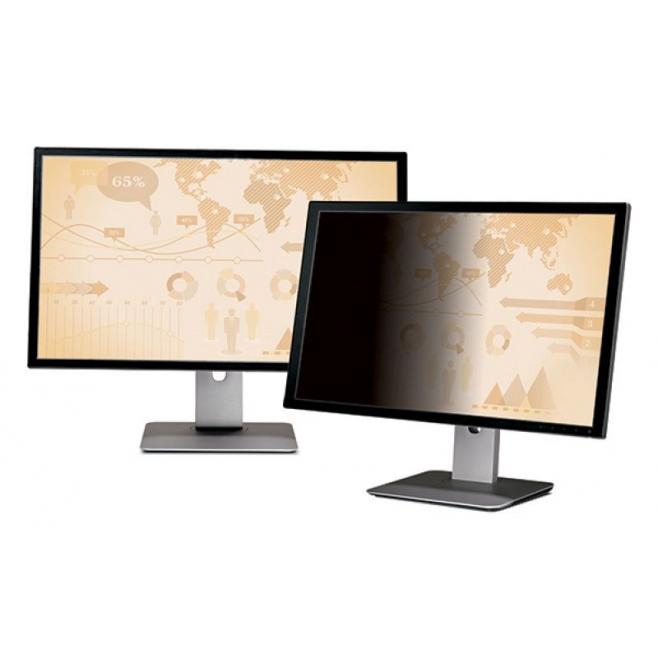 """Filtr prywatyzujący 3M do monitorów 16:9, 20"""" - czarny"""