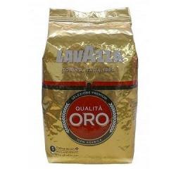 Kawa LavAzza Qualita Oro ziarnista 1kg