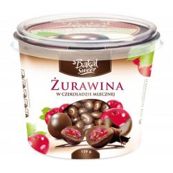 Kubek Bakal Sweet - żurawina w czekoladzie mlecznej