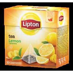 Herbata Lipton Tea Lemon - 20 torebek