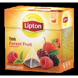 Herbata Lipton Tea Owoce Leśne - 20 torebek