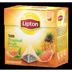 Herbata Lipton Tea Owoce Tropikalne - 20 torebek