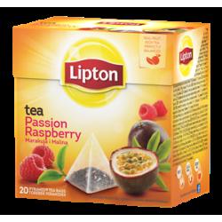 Herbata Lipton Tea Marakuja i Malina - 20 torebek