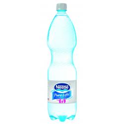 Woda Nestle Pure Life 1,5l lekko gazowana